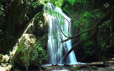 Waterfall Kaboodval