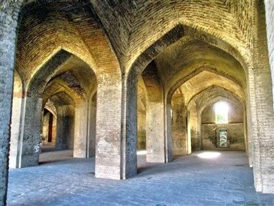 مسجد جامع شاه عباسی فرح آباد