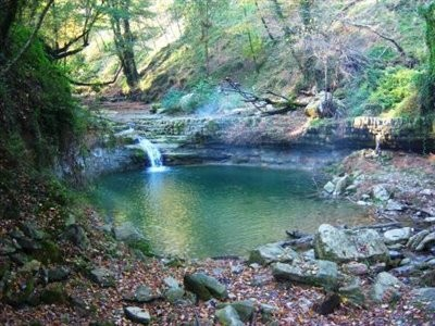 Drazkesh Waterfall