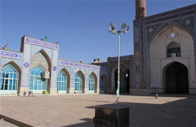 Sabzevar Central Mosque