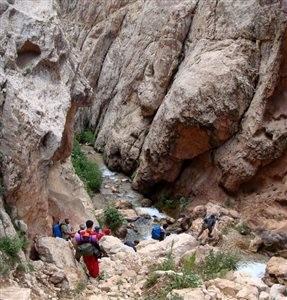 آبشار دریوک (نمار)