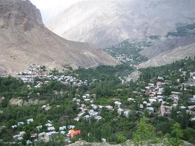 Shahandasht Village