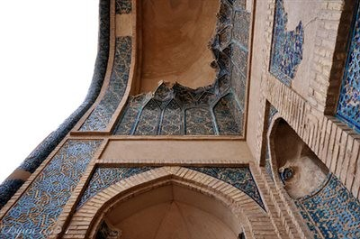 Varamin mosque