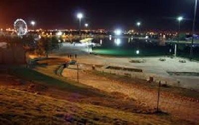 Saveh Artificial Lake