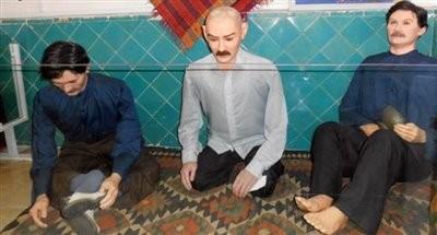 موزه مردم شناسی مهاباد (حمام میرزا رسول)