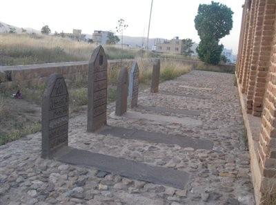 Badagh Soltan ancient tomb