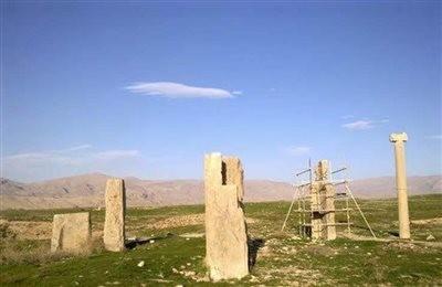 شهر باستانی اصطخر