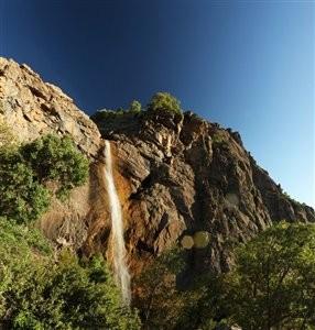 Gooileh Waterfall