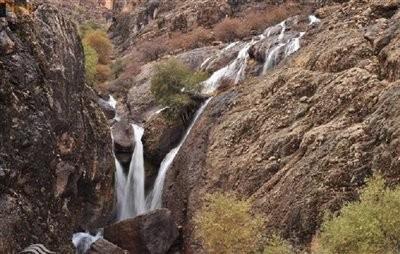 آبشار ازنادر (آبشار دره اسپر)
