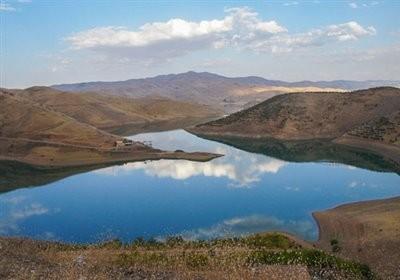 Baneh Dam Lake