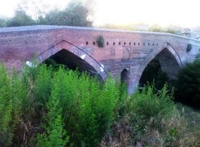 پل خشتی لاهیجان (پردسر)