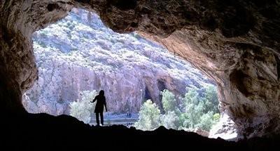 Tangeh Tikab Cave