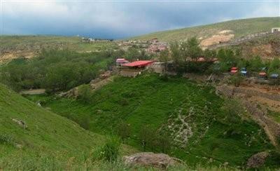 روستای ویلا دره (بیله درق)