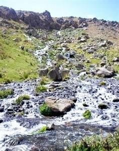 Gor Gor Waterfall