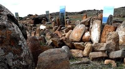 محوطه باستانی شهر یری (شهر یئری)