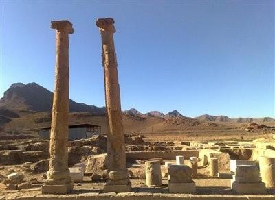 Khorheh Fire Temple