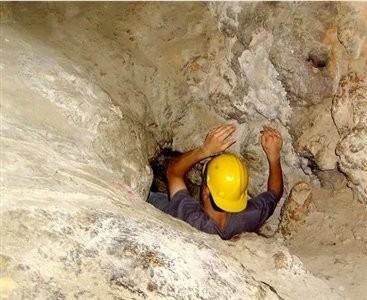 Yekeh Chah Cave