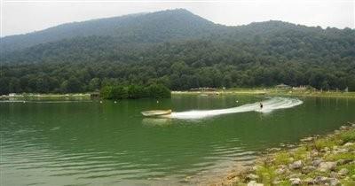 Lake of Abidar Dam (Lake of Aveder Dam)