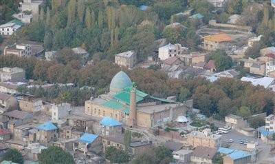 Damavand Central Mosque