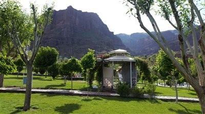 Jolfa Mountain Park