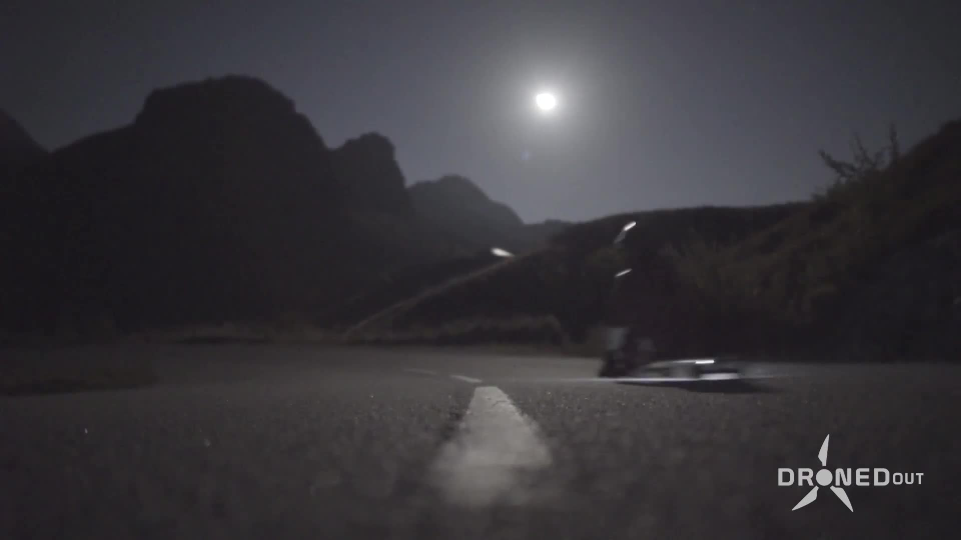 هیجان مطلق، زیر نور ماه!