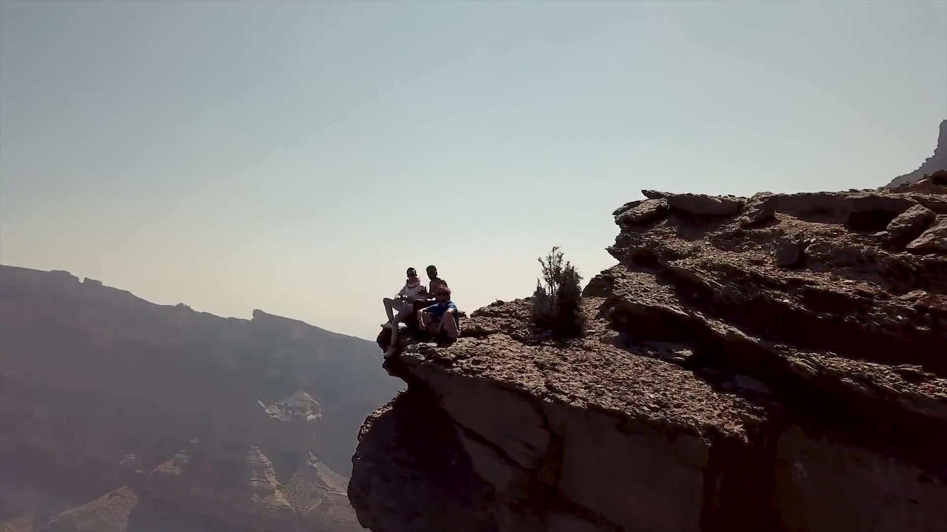 عمان، شاه نشین صخره ای در میان بیابان ها