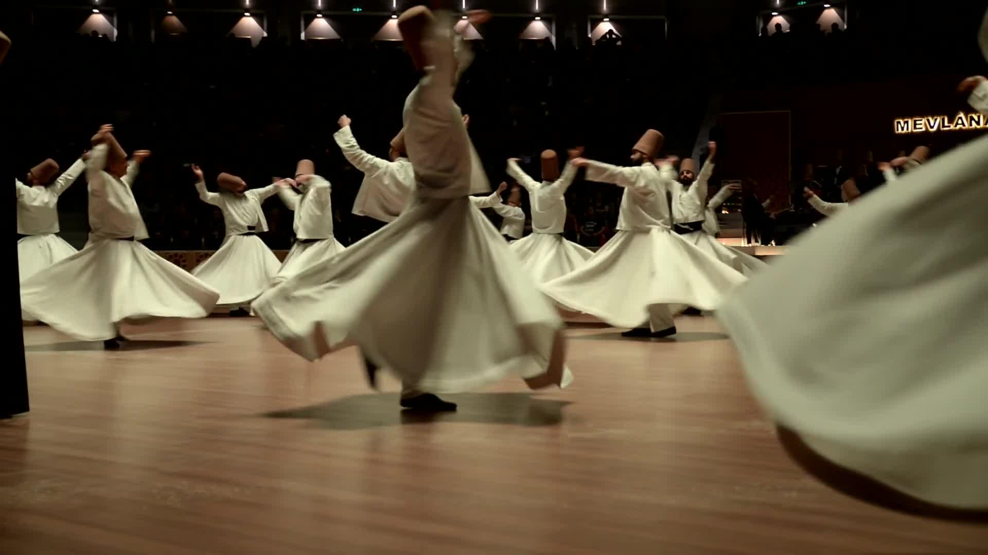 صوفیان در سماع