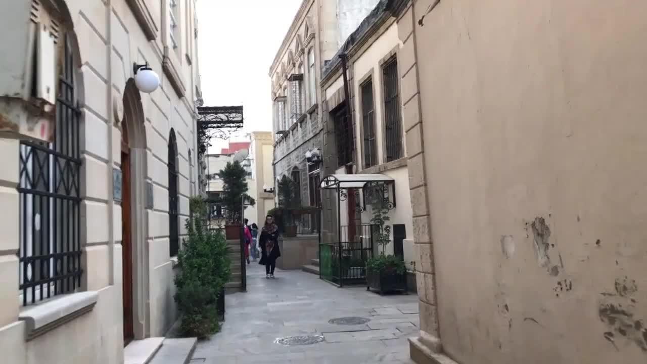 ایچری شهری، ایران دیروز