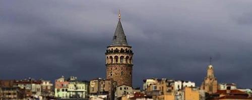 تور استانبول آذر 96