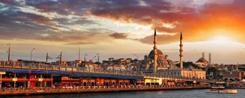 تور استانبول 10 آبان 96