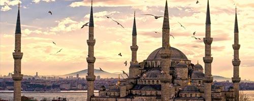 تور استانبول 13 خرداد 96 (4 شب)