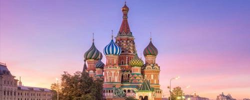 تور مسکو + سن پترزبورگ 3 و 7 شهریور 96