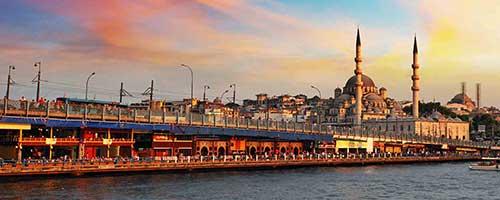 تور استانبول 27 آذر 96