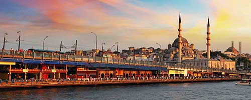 تور استانبول 1 آبان 96
