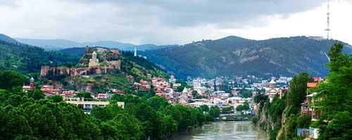 تور گرجستان 30 مهر و 5 آبان 98