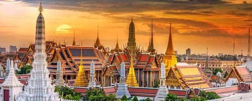 تور بانکوک + پاتایا 7 دی 96