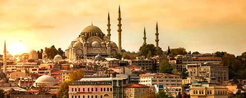 تور استانبول 24 آذر 96