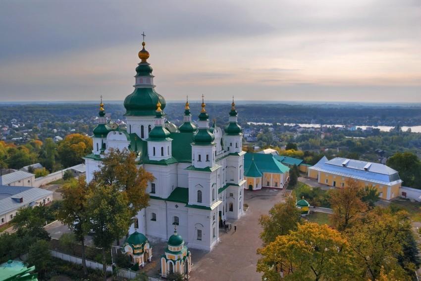 ده شهر زیبا و دیدنی در اوکراین