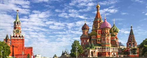 تور مسکو + سن پترزبورگ نوروز 99 (پرواز مستقیم)