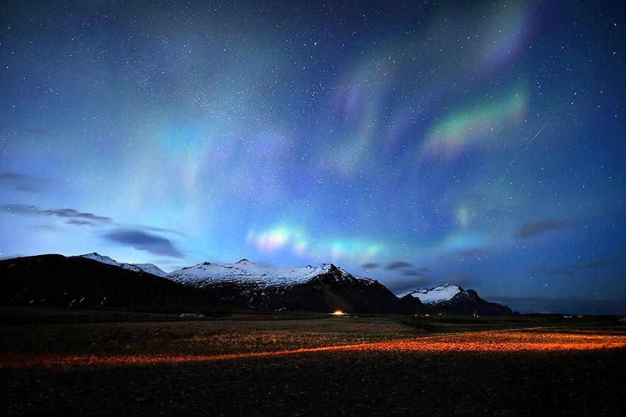 تصاویری زیبا و رویایی از ایسلند ، سرزمین افسانه ای در شمال اروپا 