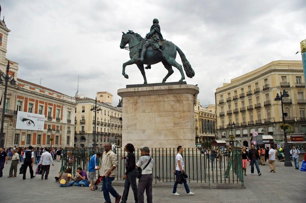 اولین جایی که در سفر به شهر مادرید باید ببینید  