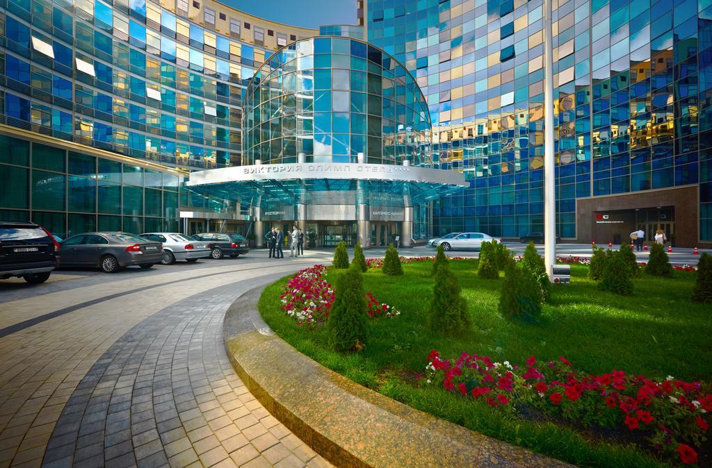 هتل ویکتوریا اولیمپ