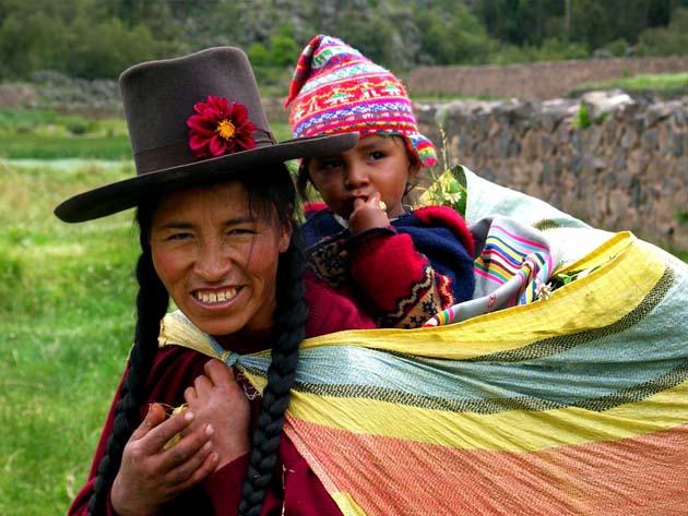 سفرنامه پرو، سرزمین رنگ ها