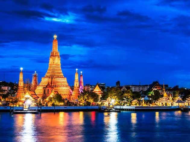 تایلند، بهشت گردشگران
