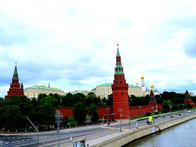 از میدان سرخ مسکو چه می دانید؟