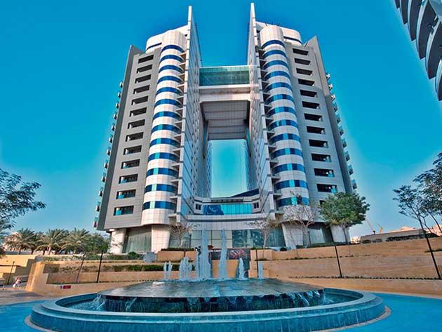 هتل دوکس ، هتلی با زیباترین چشم اندازهای دبی