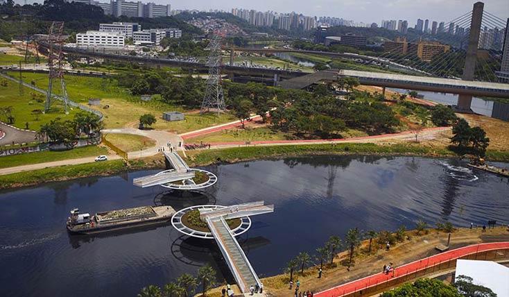 پل طبیعت در سائو پائولو