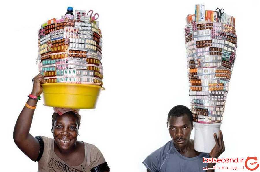 داروخانه های سیار، پدیده ای عجیب در هایتی