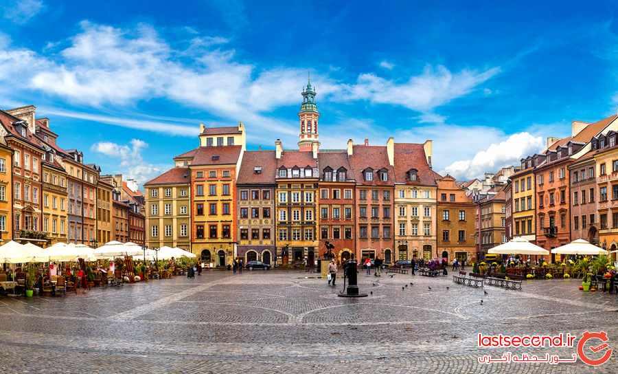با این تصاویر عاشق لهستان می شوید 