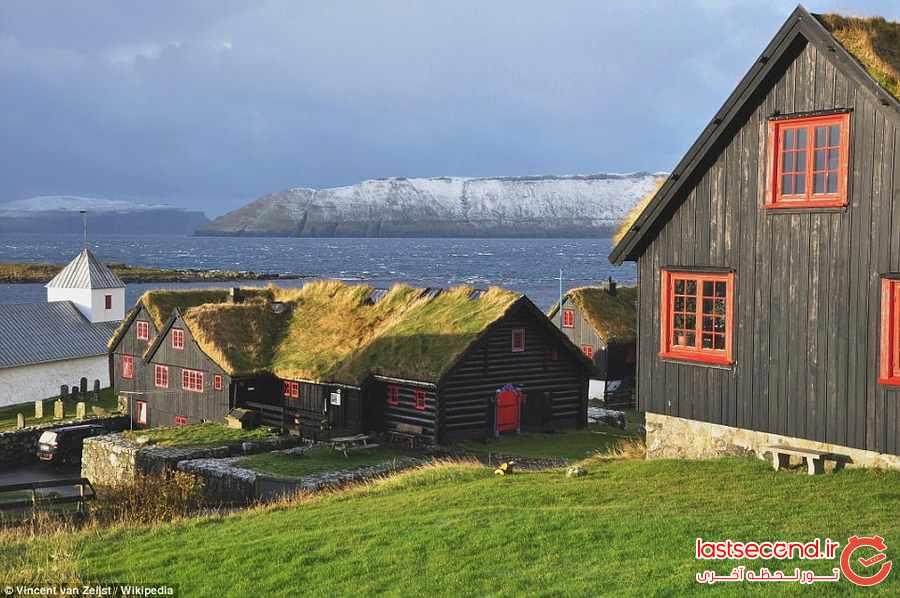 قدیمی ترین ساختمان های مسکونی جهان 